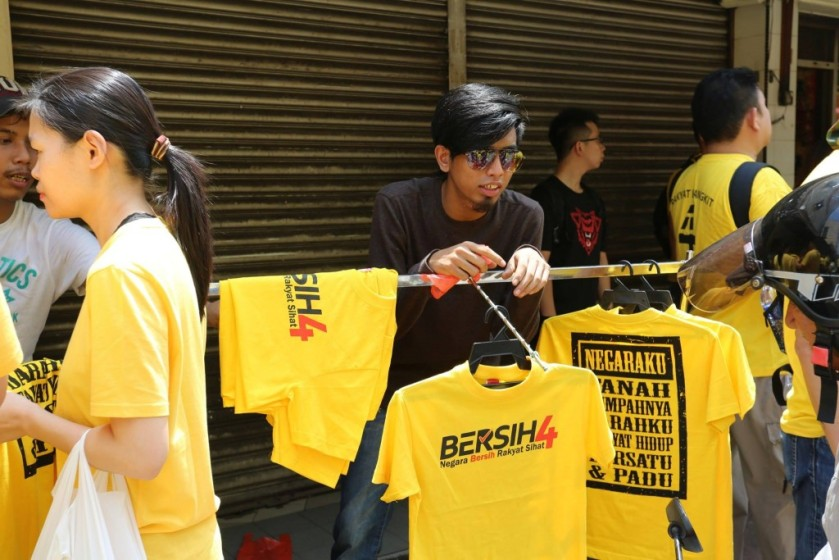 bersih shirts