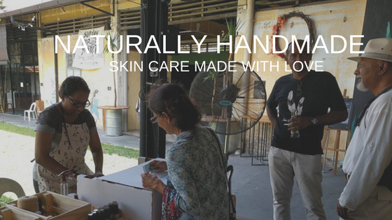 How 'NOT GIVING IN' to failures made the founder of Naturally Handmade a stronger woman